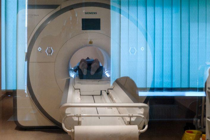 Magnetinio rezonanso vaizdavimas