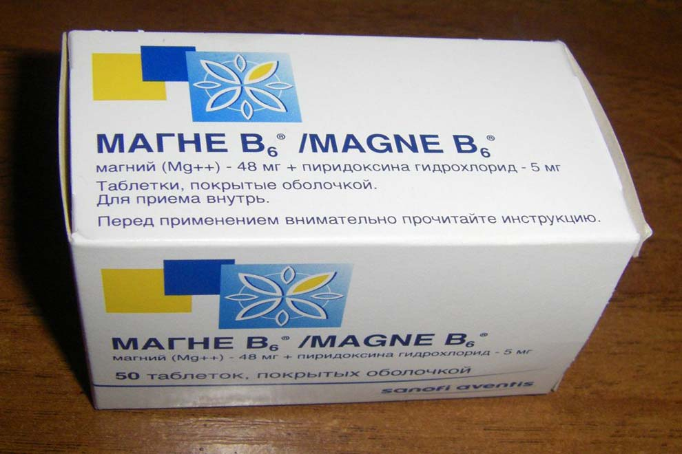 magnio b6 hipertenzija)