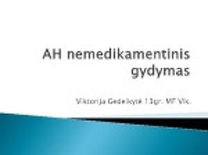 hipertenzijos gydymas be liaudies medicinos)