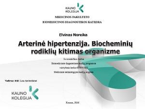 Plautinė hipertenzija: diagnostikos algoritmai ir optimali korekcija | eagles.lt