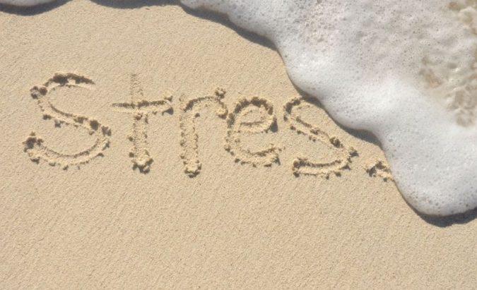 stresas yra hipertenzijos priežastis)