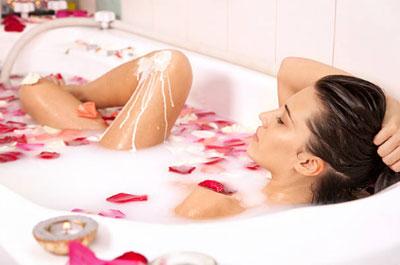 hipertenzijos karštos vonios)