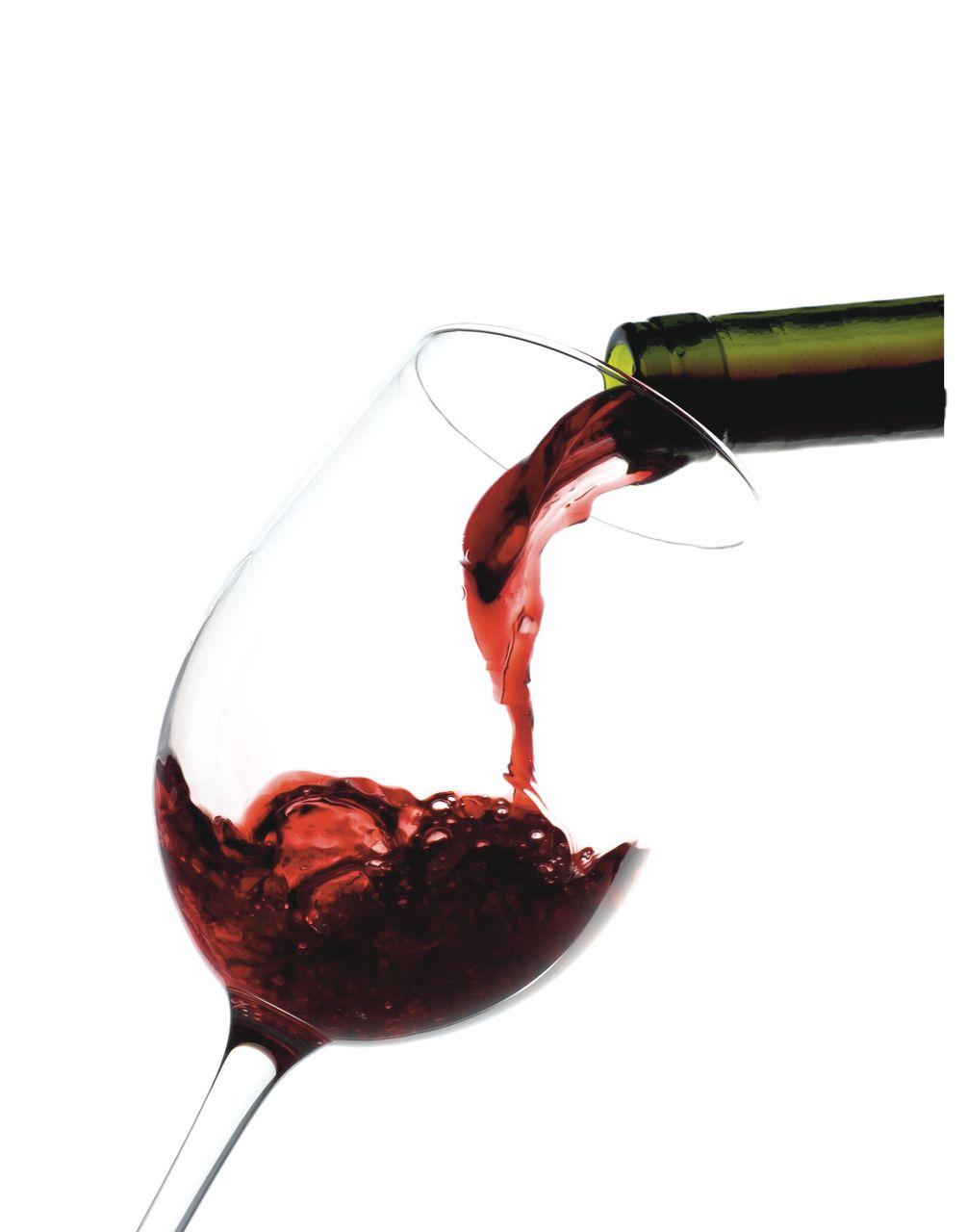 hipertenzija ir taurė vyno