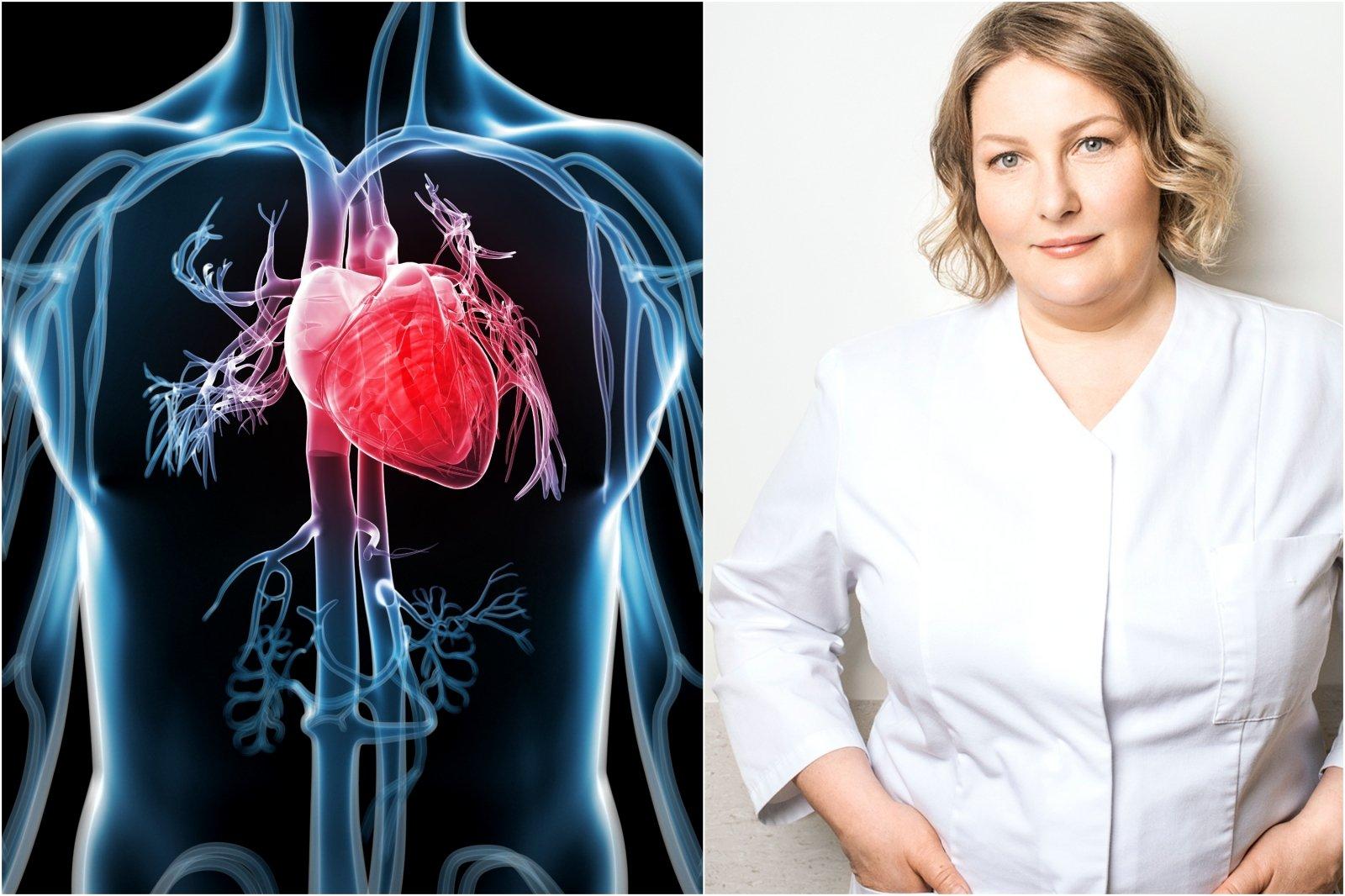 kaip apsaugoti savo širdies sveikatą