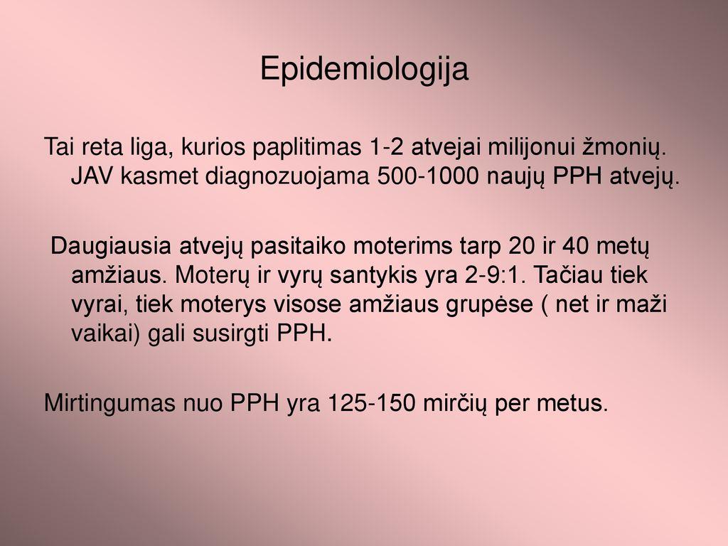 hipertenzija vyrams iki 30 metų