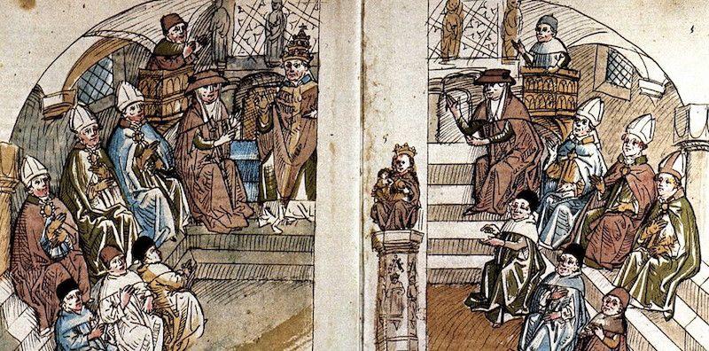 kaip jie kovojo su hipertenzija viduramžiais