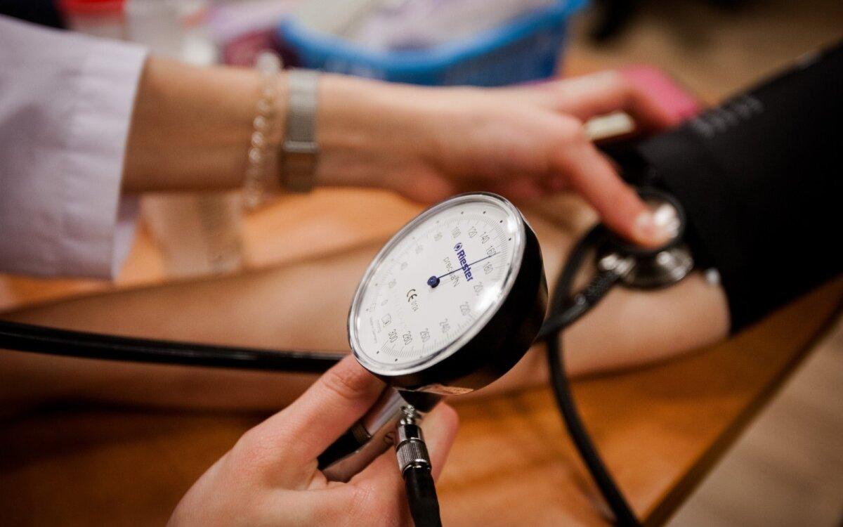 hipertenzijos laikrodis