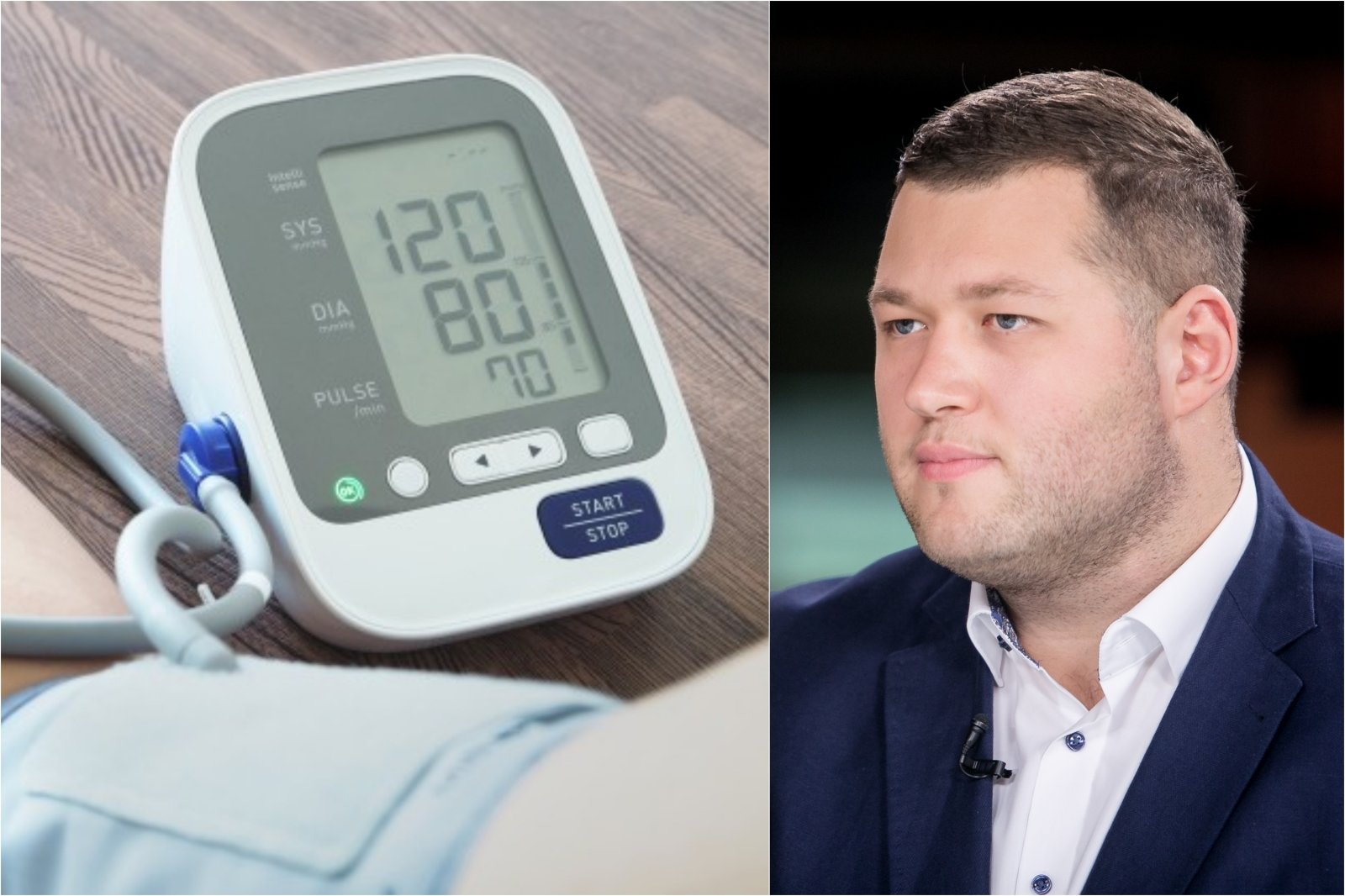 hipertenzija programoje yra puiku gyventi)
