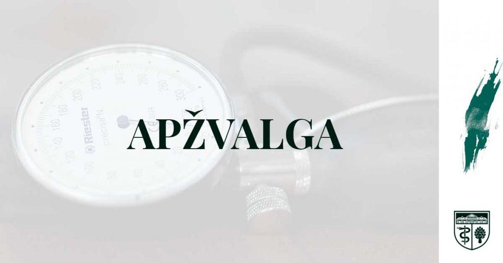 hipertenzija nuo laisvo nardymo