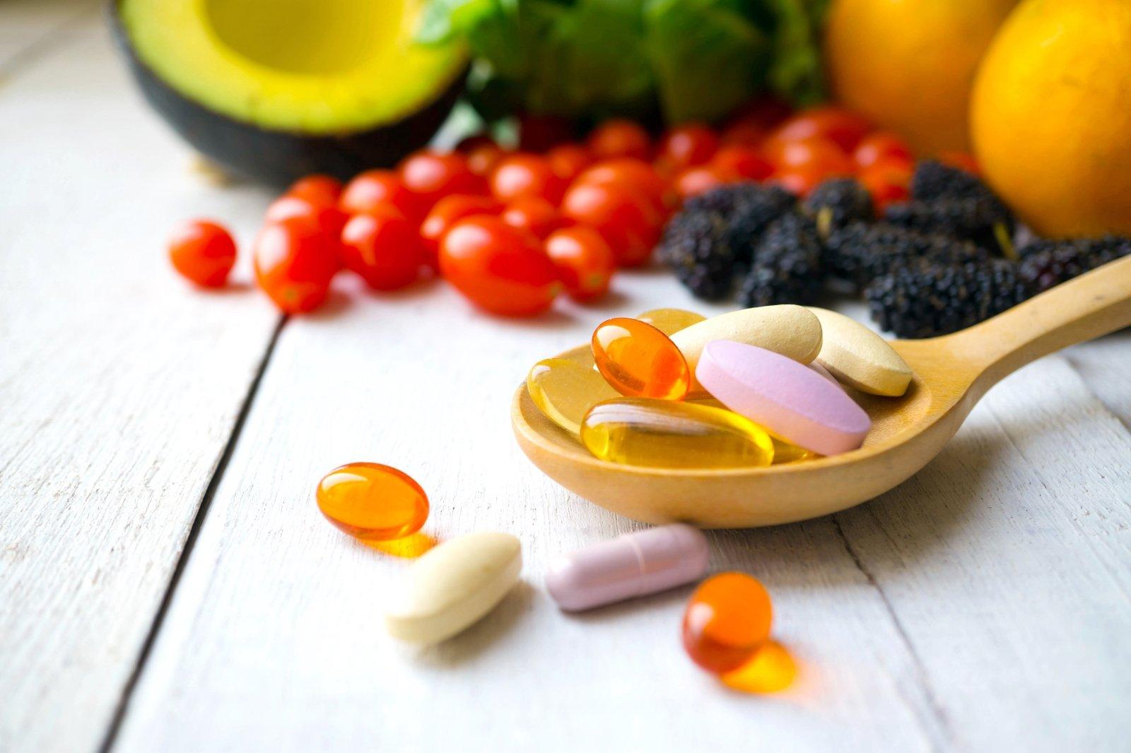geri vitaminai širdies sveikatai