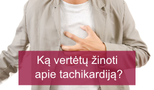 Tachikardija - Kardiologija Ir Pulmonologija - Retos ligos ir simptomai - AOP Orphan