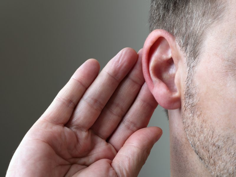 triukšmas galvoje dėl hipertenzijos