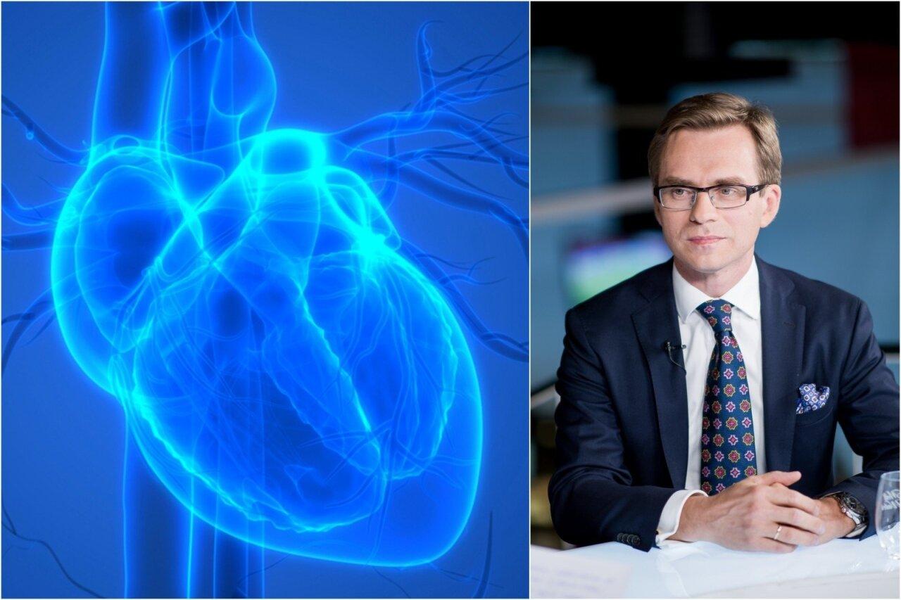 žiūrėkite internetinę laidą apie hipertenzijos gydymą