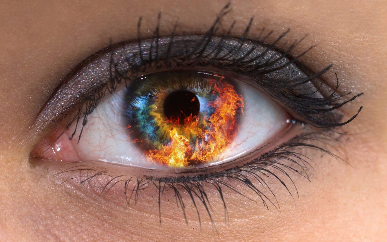 kaip gydyti akis su hipertenzija