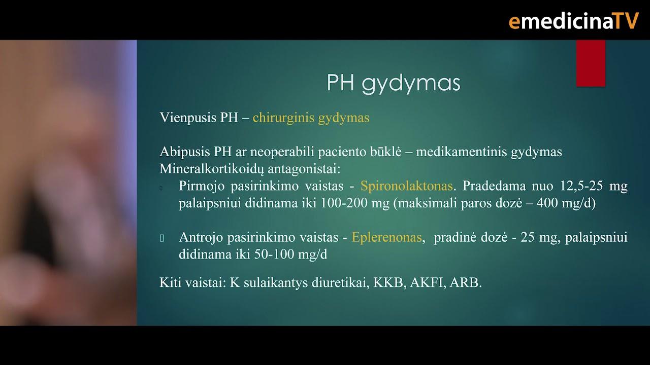 kas yra II tipo hipertenzija)