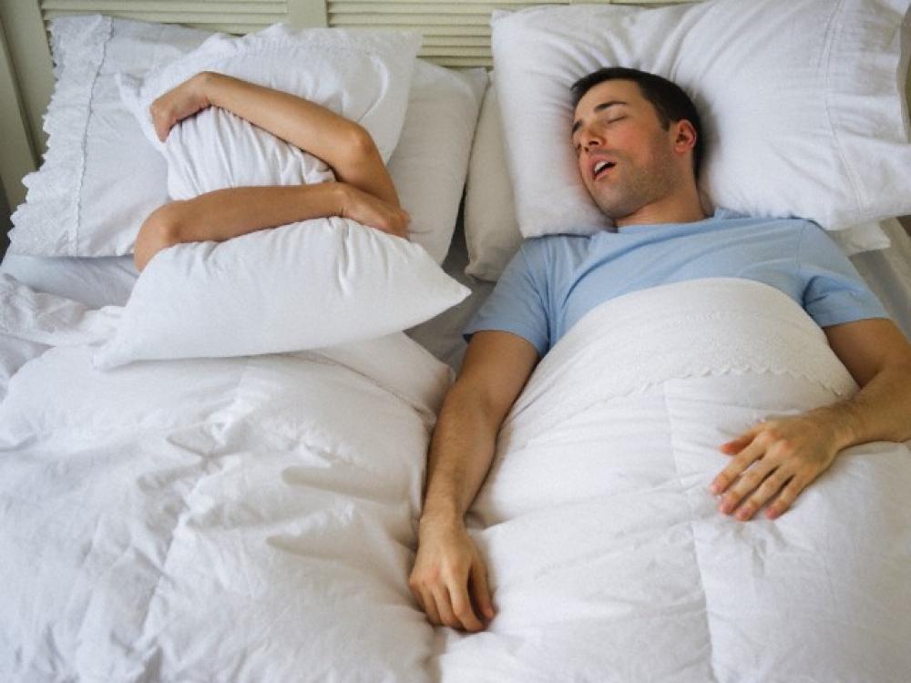 miego apnėja ir širdies sveikata)