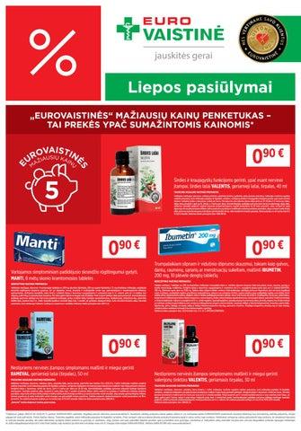 diosminas ir hipertenzija)