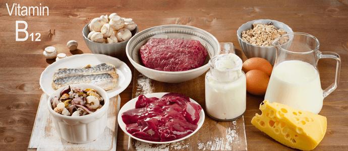 Vitamino B12 svarba organizmui