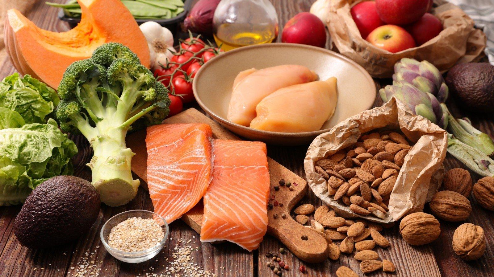ką valgyti laikantis hipertenzijos dietos