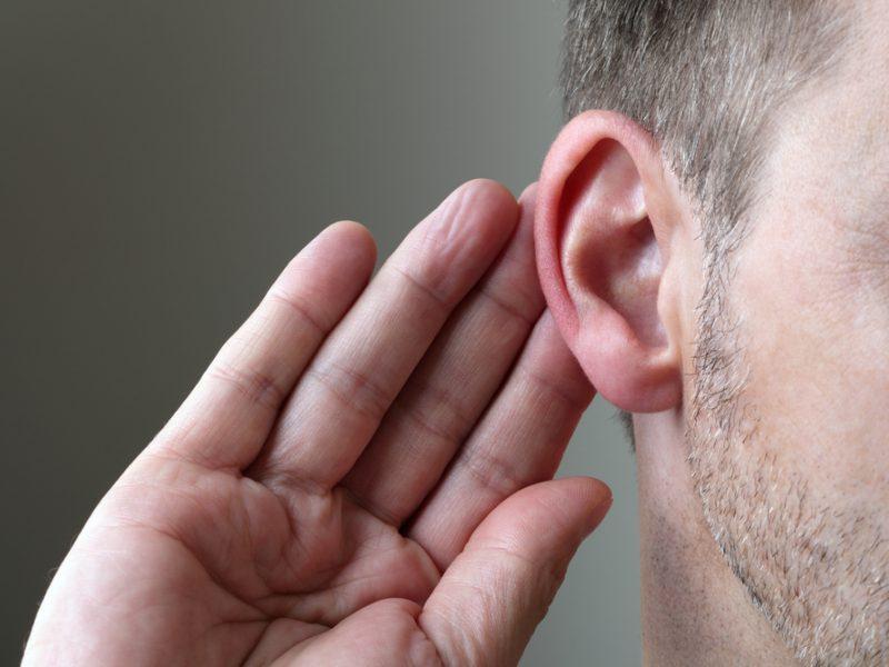 Pulsacija ausyse: priežastys ir gydymas Pulsuojantis spengimas ausyse ir svorio kritimas
