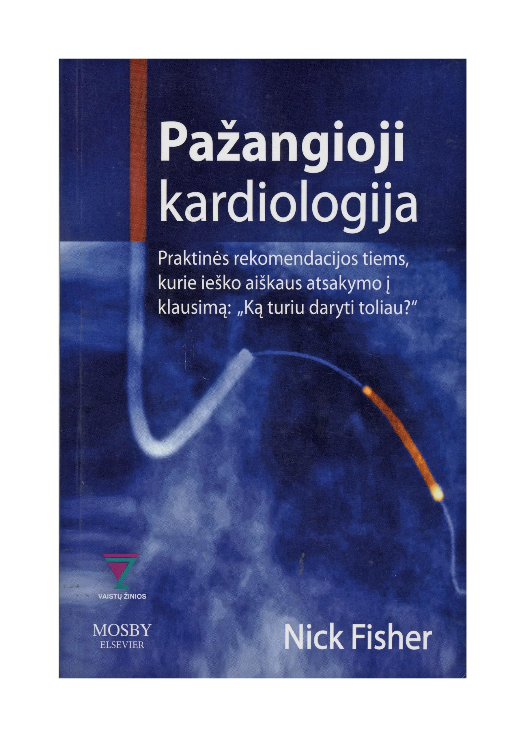 knygos apie kardiologinę hipertenziją