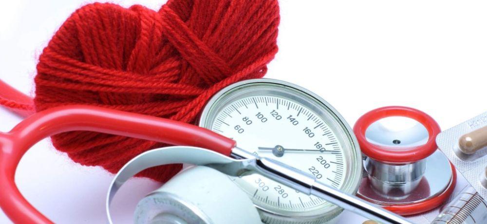 slėgio dinamika esant hipertenzijai