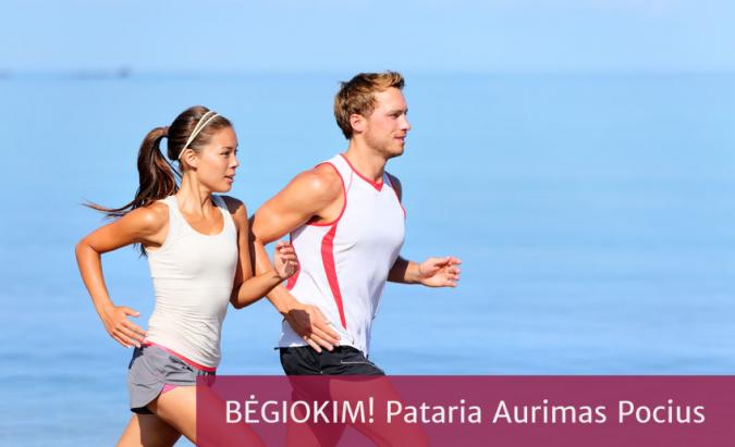 ryto bėgiojimas su hipertenzija