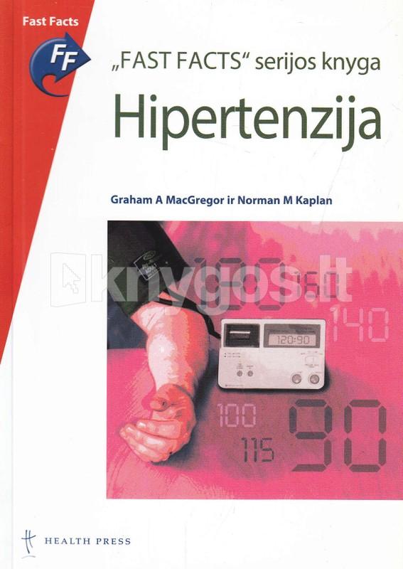 geriausios knygos apie hipertenziją