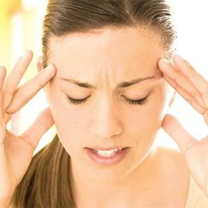 migrenos hipertenzijos stresas
