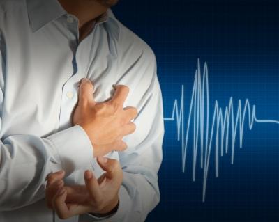 aritmija be hipertenzijos