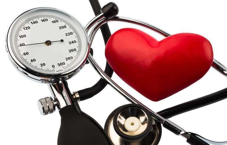 esant žemam širdies slėgio hipertenzijai)