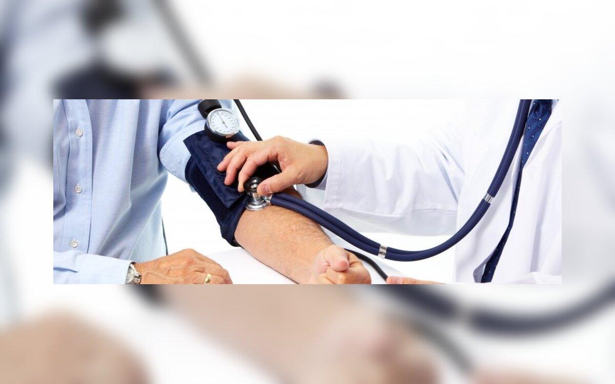 hipertenzijos gydymo transliacija