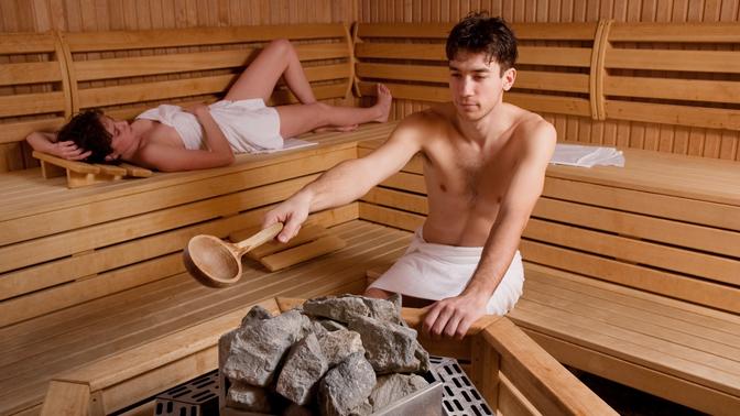 ar su hipertenzija galima apsilankyti saunoje