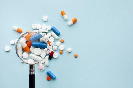 vaistų vartojimas hipertenzijai gydyti