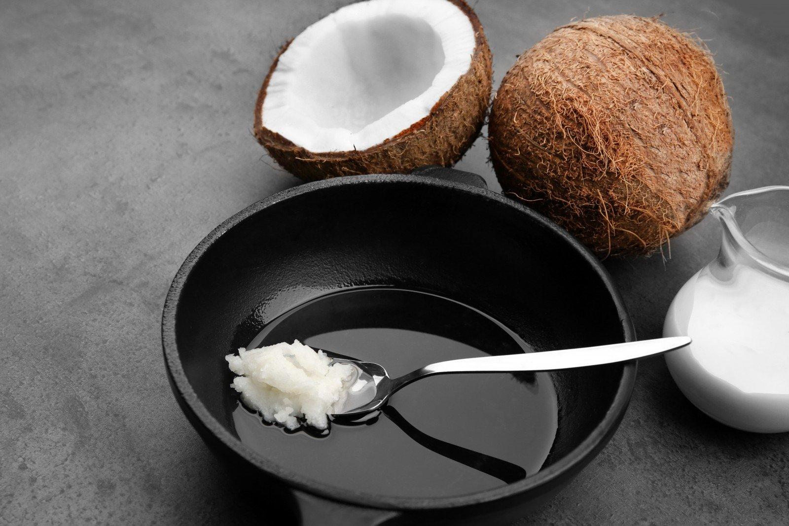 kokosų aliejaus nauda širdies sveikatai)