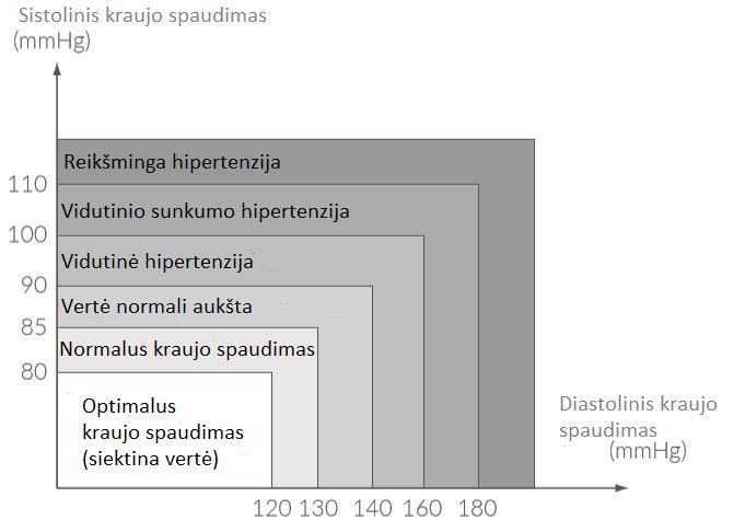 galios apkrovos ir hipertenzija)