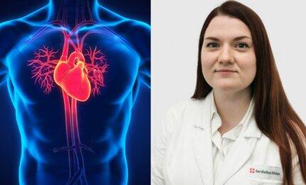 širdies liga Amerikoje ir Europos sveikata