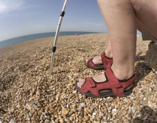Šiaurietiškas ėjimas – kineziterapeuto patarimai