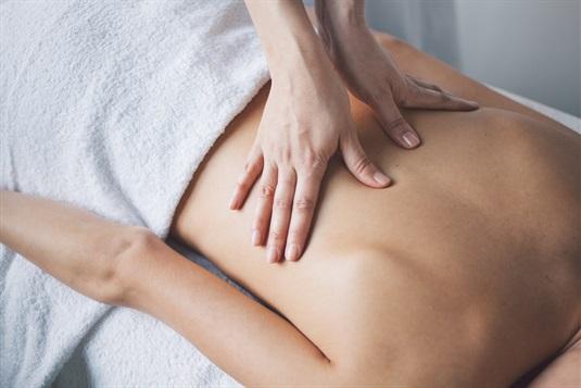 stuburo masažas ir hipertenzija