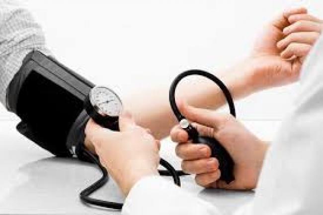 arterinis kraujo spaudimas