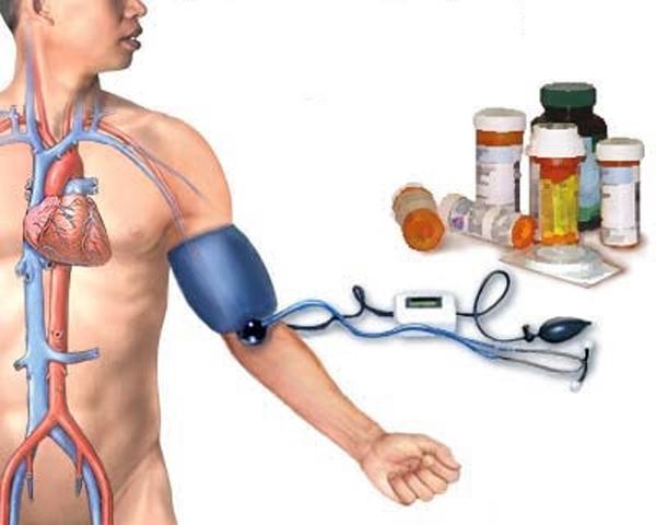 kokie vaistai gydo 2 laipsnio hipertenziją