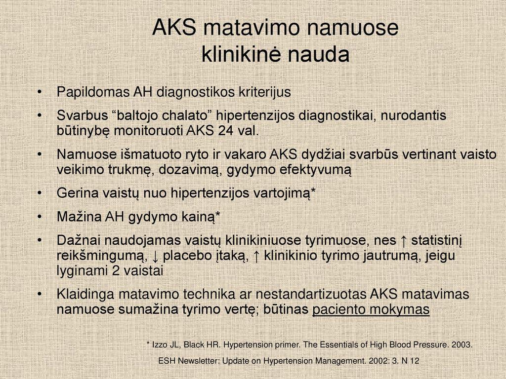hipertenzija 2 laipsnių vaistai)