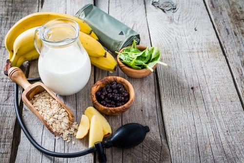 hipertenzija ir sūrus maistas