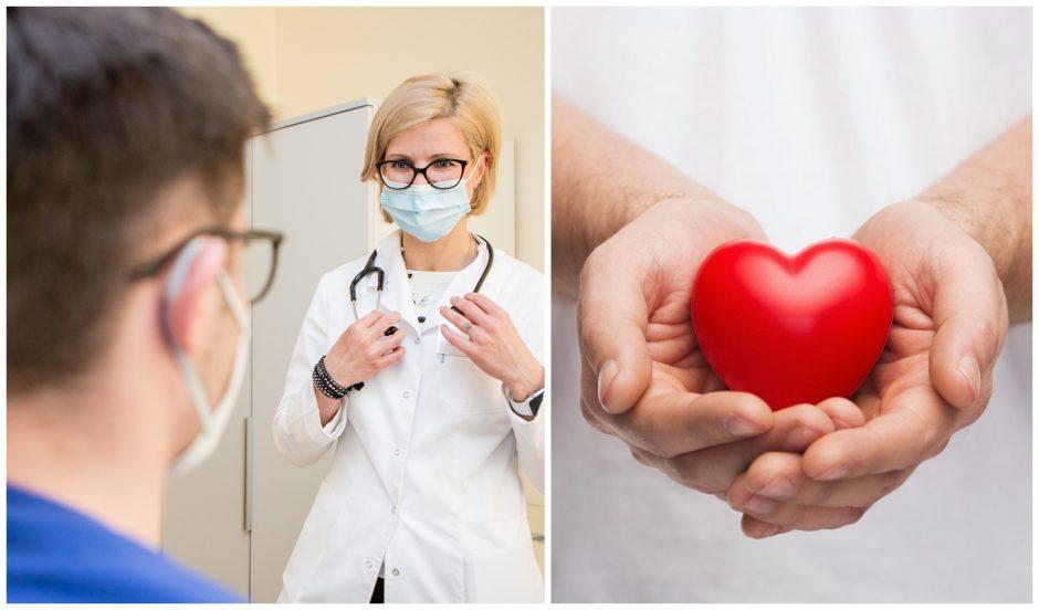 sveikatos moterų širdies atsakymas)
