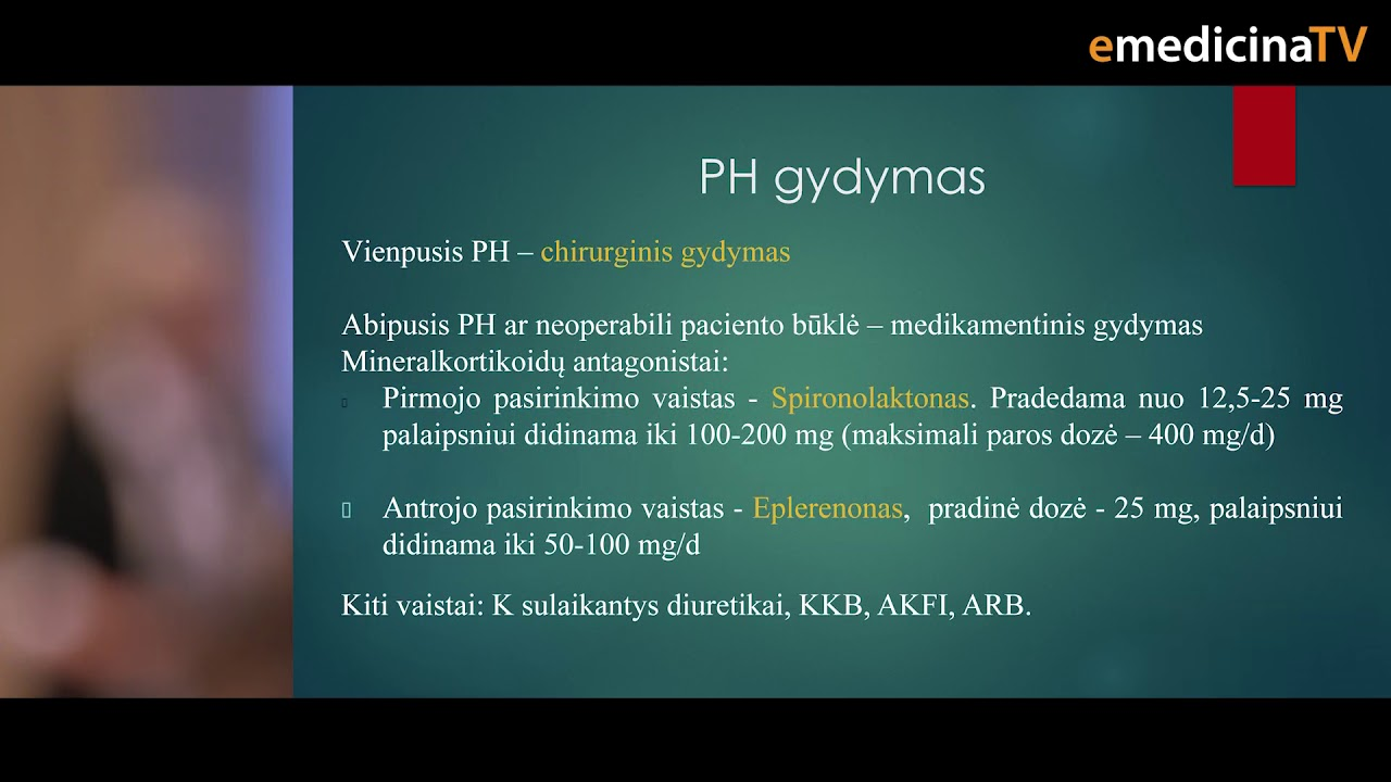 hipertenzija ir jos komplikacijos)