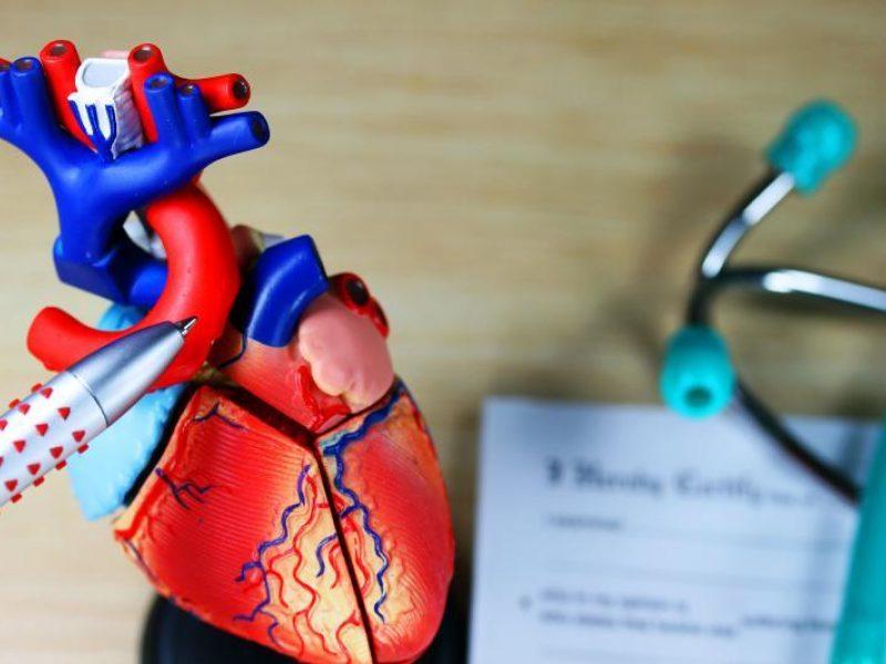 širdies ligos ir hipertenzija