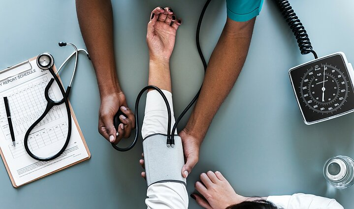 hipotenzija ir sportininkų hipertenzija)
