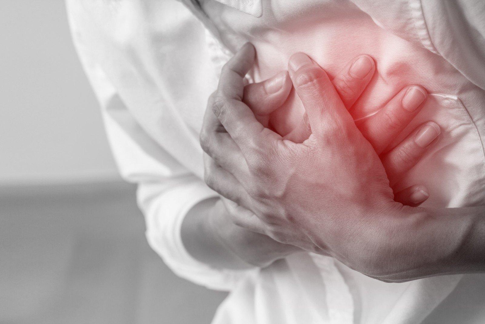 kaip treniruoti hipertenzija sergančią širdį ir kraujagysles slėgio skirtumas esant aukštam slėgiui nuo hipertenzijos