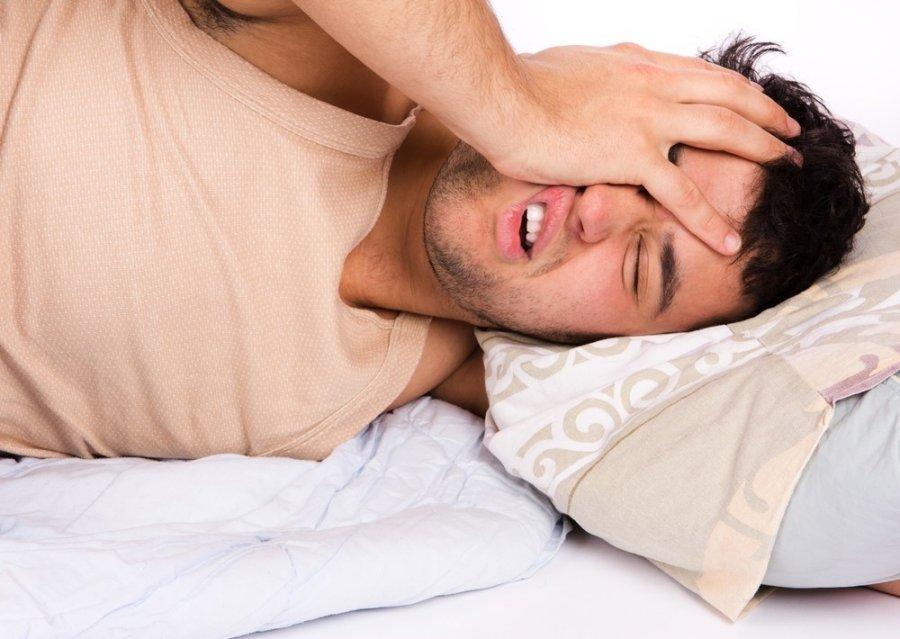 Aš negaliu miegoti su hipertenzija)
