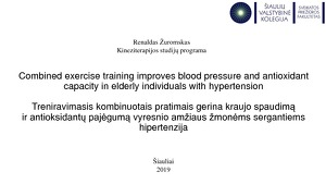 hipertenzija sergantiems raumenims pumpuoti